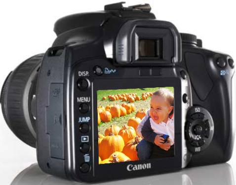 canon eos 40d self timer instructions