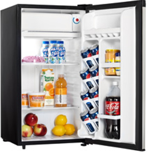 Danby Dcr88bsldd Designer Series Compact Refrigerator With