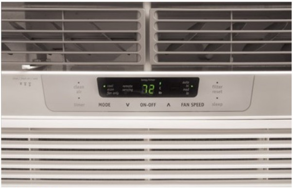 Frigidaire Fra256st2 Window Mounted Heavy Duty Room Air
