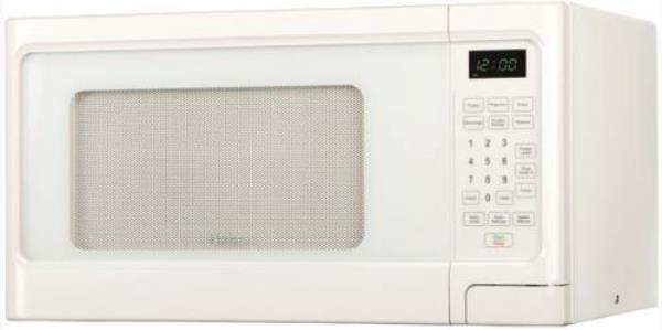 haier herhz1120beww countertop microwave white 1 1 cubic. Black Bedroom Furniture Sets. Home Design Ideas