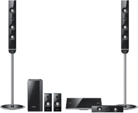 Buy Samsung Digital Media Receivers - Samsung HT-C7530W Home theater system with iPod cradle, Speaker system, Blu-ray disc player / AV receiver Components, Surround Sound Sound Output Mode, Blu-ray, Network, USB-host Media Content Source, DVD+RW, DVD+R, DVD-R, DVD-RW, CD-RW, CD-R, BD-R, BD-RE, BD-ROM Media Type, WMA, MP3 Supported Digital Audio Standards, DivX, MPEG-4, AVI, WMV, MKV Supported Digital Video Standards, UPC 036725617339 (HTC7530W HT-C7530W HT C7530W)
