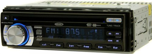 Buy Jensen In-dash CD Players - Jensen MP6312I Detachable Face CD/MP3/WMA Receiver, 60 watts x 4 channels Peak Power, 18 watts x 4 channels RMS power, In-dash AM/FM, CD, MP3, WMA player, Dot matrix text display, Wireless remote control included, Blue button lighting, CEA-2006 compliant amplifier, CD Text Display, MP3 ID3 Tag Display (Title/Artist/Album), UPC 043258303776 (MP-6312I MP 6312I MP6312)