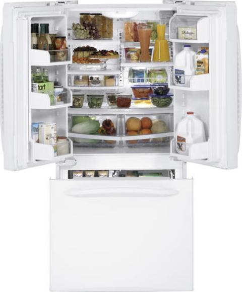 Ge General Electric Pfsf2mjyww French Door Refrigerator