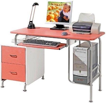 Furniture Gt Office Furniture Gt Computer Desk Gt Pink